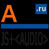 JS шаблон для вставки audio на страницу