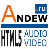Реализация video и audio в HTML5, шаблоны, schema.org микроразметка