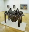 Botero - Sculpture Still Life with Watermelon 1976-77 Hermitage