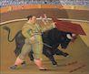 Ботеро - Коррида 1991, картина