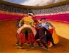 Ботеро - Пика 1997, картина