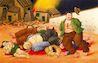Ботеро - Резня в Колумбии 2000г, картина
