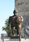 Ботеро - Скульптура Римский Воин